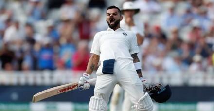ICC रैंकिंग में नंबर वन टेस्ट बल्लेबाज बने विराट कोहली, शीर्ष पर पहुंचने वाले सातवें भारतीय