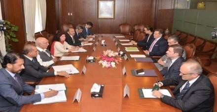 संबंधों में सुधार के लिए पाकिस्तान पहुंचा अमेरिकी प्रतिनिधिमंडल