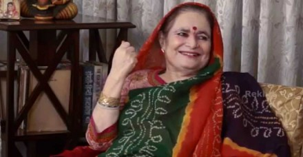 'चित्त चेते' के लिए पद्मा सचदेव को मिला सरस्वती सम्मान