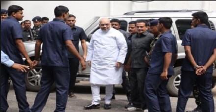 भाजपा अध्यक्ष अमित शाह की सुरक्षा पर खर्च का विवरण देने से सीआईसी का इनकार