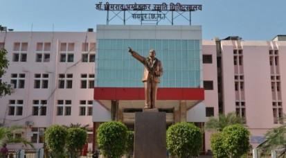 रायपुर के भीमराव अंबेडकर अस्पताल में 12 घंटे में चार बच्चों की मौत, डॉक्टरों पर लापरवाही का आरोप