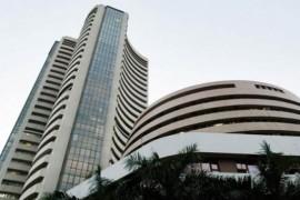 सेंसेक्स 1,941 अंक गिरकर बंद, बीएसई के मार्केट कैप में 7 लाख करोड़ रुपये की गिरावट
