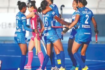 महिला एफआईएच सीरीज फाइनल्स: जापान को हराकर भारत ने जीता खिताब