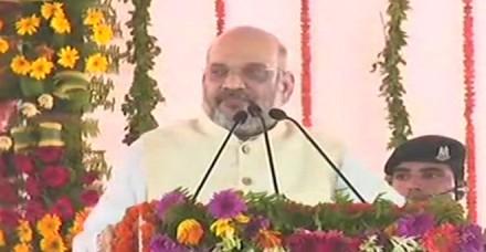 अमित शाह ने कहा, मनोहर पर्रिकर करते रहेंगे गोवा सरकार का नेतृत्व