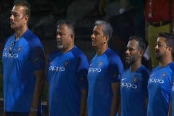 बीसीसीआई ने पुरुषों की क्रिकेट टीम के मुख्य कोच, सहायक कर्मचारियों के लिए नए आवेदन मंगाए