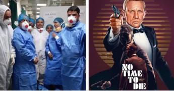 कोरोना वायरस के कारण बीजिंग में नहीं होगा 'नो टाइम टू डाई' का प्रीमियर