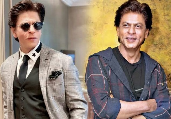 king Shahrukh Khan will play a double role : Outlook Hindi