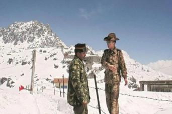 सिक्किम में चीन की घुसपैठ की कोशिश, झड़प में भारत के 4 और चीन के 20 सैनिक घायल