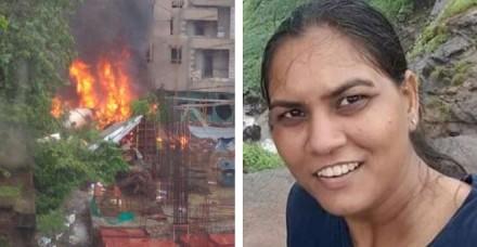 मुंबई हादसे से पहले विमान की खराब हालत पर इस लड़की ने किया था आगाह