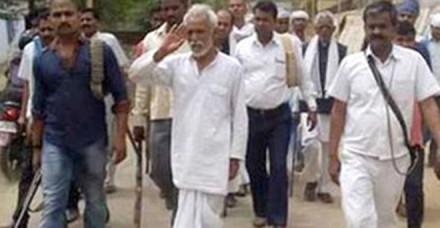 मथुरा कांड का मास्टर माइंड रामवृक्ष यादव मारा गया