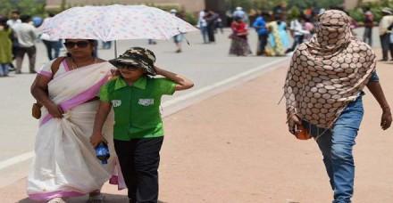 महाराष्ष्ट्र, मध्य प्रदेश और राजस्थान में लू चलने की संभावना, पश्चिमी बंगाल में बारिश